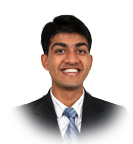 Young Indian Business Man Smiling. Isolated image.